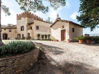 5 bedroom Villa in Palaia, Tuscany, Italy : ref 5311447