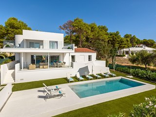 4 bedroom Villa in Santo Tomas, Balearic Islands, Spain : ref 5610598