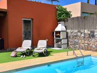 3 bedroom Villa in El Salobre, Canary Islands, Spain : ref 5698593