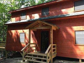 Brand New Maine Camp