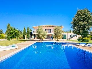 4 bedroom Villa in sa Pobla, Balearic Islands, Spain : ref 5049324