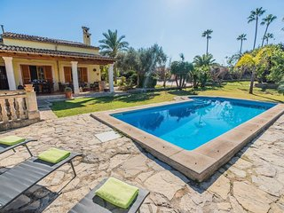 4 bedroom Villa in Moscari, Balearic Islands, Spain : ref 5610444