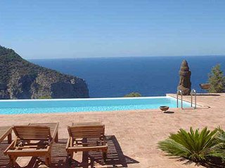 7 bedroom Villa in Na Xamena, Balearic Islands, Spain : ref 5491416