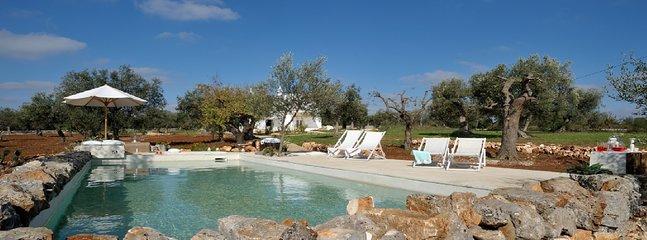 Masseria Montefieno - Exclusive Villa in Puglia