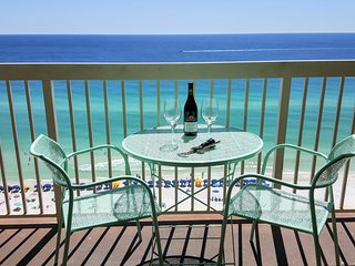 Newly Remodeled Beach Condo, Right On The White Sands, Unobstructed Ocean View,
