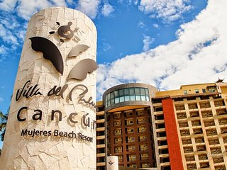 New Year's at Villa del Palmar Cancun Luxury Beach Resort & Spa
