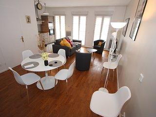 Appartement 3 pièces, hyper proche Disneyland Paris, refait à neuf.