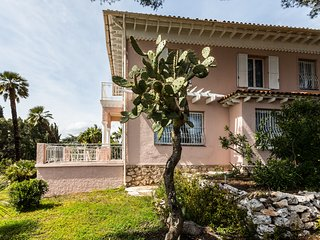 Beautiful Belle Epoque Villa with Panoramic view