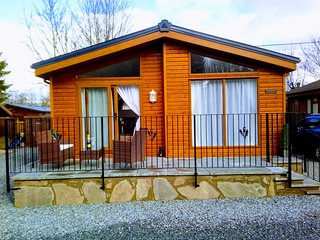 Comlongon Lodge, a beautiful 3 bedroom Lodge