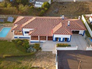 Villa 8 personne sur la côte de Lisbonne