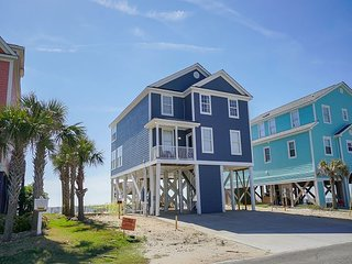 **ALL-INCLUSIVE RATES** Dancing Waves - Oceanfront & Updated Interior!