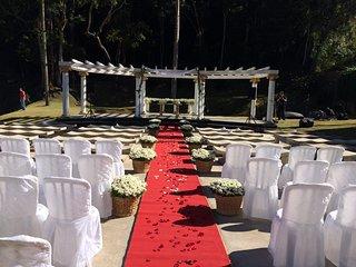 Espaço para Eventos - Casamentos / Confraternizações