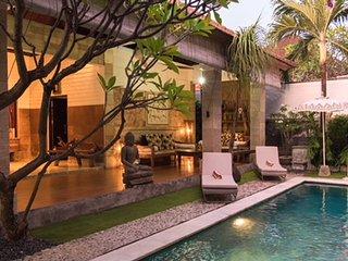 'VILLA BACI'  #1 Seminyak Bali
