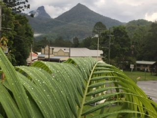 Chesson Lodge Luxurious accomodation, magnificent views and pool in Uki NSW, vacation rental in Murwillumbah