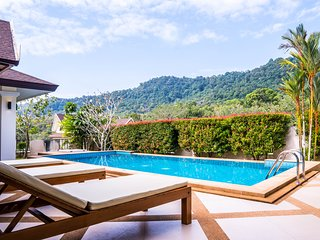 Krabi Mountain View Villa