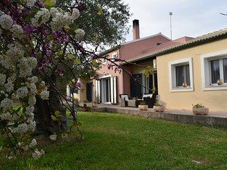 Villa Kouris Corfu