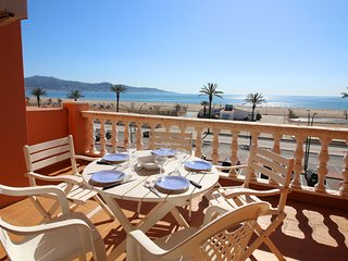 Apart-rent (0071)  Apartamento mar & playa 10 linea