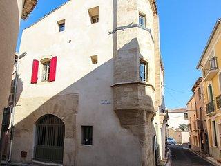 La Maison de Kty, charme medieval proche de la mer