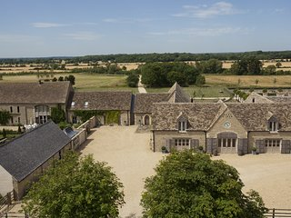 Poulton Hill Estate - The Cotswolds, Near Cirencester.  Luxury accommodation.