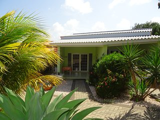 Vakantiestudio 'Dushi Bida' op Seru Coral Resort Curacao