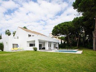 5 bedroom Villa in Playa Duque Marbella, Andalusia, Spain : ref 5610731