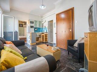 Sunny exarchia apartment