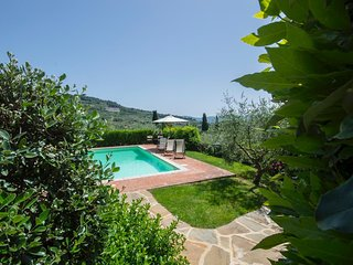 7 bedroom Villa in Casorbica-Salcotto, Tuscany, Italy : ref 5610730