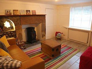 Second sitting room/ playroom