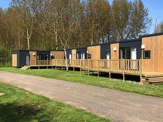 mobile home New Valley 2 chambres, 2 salle de bain coin cuisine équipé
