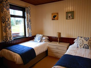 Birch 18 With Hot Tub, Newton Stewart