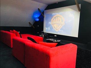 Appartspa21 - Cinema 3D & Spa