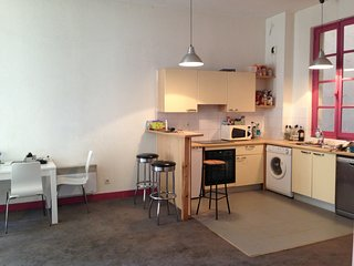 Grand appartement en Hyper Centre