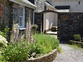 The Courtyard Entrance to The Old Farmhouse