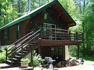 Chalet Camp in the Woods