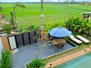 Mali Fields - 4 Bedrooms - Swimming Pool - Paddy View