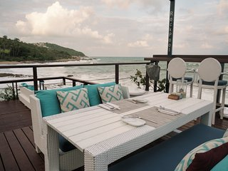 Koh Samui, Luxury 3-bedroom Seaview Villa, Chaweng/Bophut