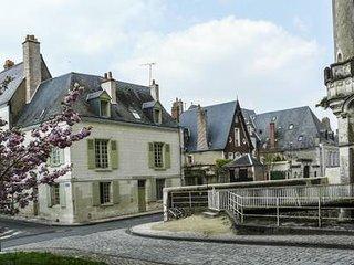 Villaconcorde - 2ppl studio in unique historic townhouse in Amboise