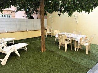 appartement centre ville de Nice avec jardin au calme