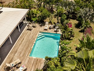 Palm Villas : Villa 5* en Martinique et piscine privee
