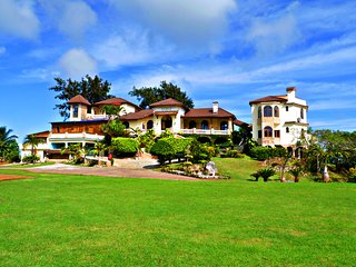 The Golden Dolphin Estate. On the north coast of the Dominican Republic.