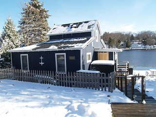 Bayou Bungalow Hamlin Lake, Ludington