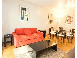 Cozy 2 Bedroom Apartment in Recoleta