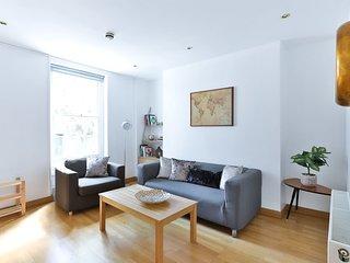Extraordinary flat 5' from Oxford Str - Fitzrovia