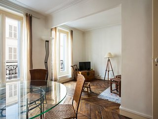 Studio in the heart of Paris near Bon Marché