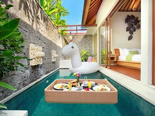 1 Bedroom Private Pool Villa in Legian