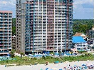 1408, Oceanfront Bliss, Deluxe 1-Bedroom Condo In Paradise Resort