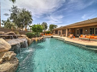 NEW! Gilbert House w/ Private Pool & Fire Pit!