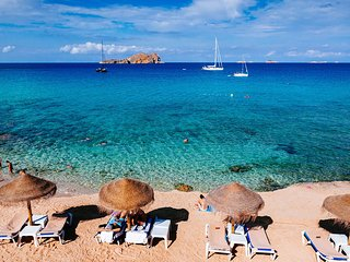 Ibiza Ocean Front Bora Bora