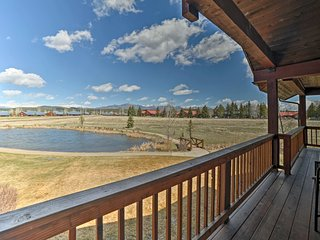NEW! Pagosa Springs Townhome w/ Deck & Amenities!
