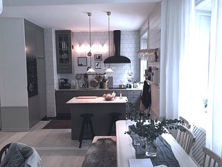 Apartment at Mariatorget